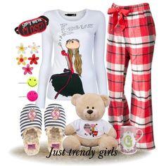 Long pajamas for woman