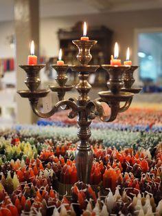 Pinkit korkokengät: Joulumieltä hakemassa Länsi-Uudeltamaalta Candles, Home, Design, Ad Home, Candy, Homes, Candle Sticks, Haus