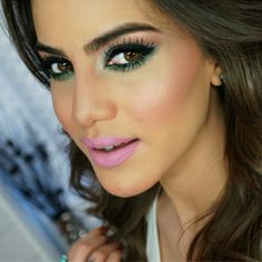 Camila is so gorgeous! Fulfilling the stereotype about Brazilians being infinitely beautiful. Her English makeup channel: http://www.youtube.com/MakeUpByCamila2 Portuguese channel: http://www.youtube.com/makeupbycamila