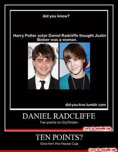 Oh Daniel. :D