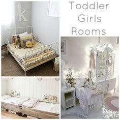 10+Toddler Girls Room ideas - Design Dazzle