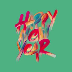 Notes to Myself, is a project by New York-based Australian illustrator, typographer, and 3D artist, Luke Choice.