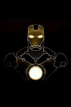 Iron Man By AJ