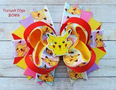 Arco del pelo de pokemon Pokemon Go arco partido Boutique arco