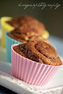 Cinnamon Roll Muffins, gluten free muffin recipe, homemade muffin,