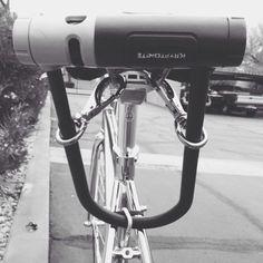 A Stronger Mini U Bike Holder Bike Holder Fixie And Bicycling