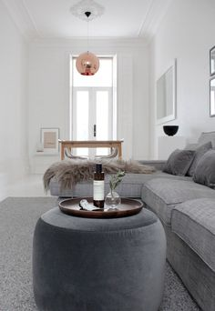 Home tour | A minimalist, Scandinavian-style house in Portugal | These Four Walls