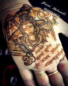 Traditional Mehndi Designs, Latest Bridal Mehndi Designs, Full Hand Mehndi Designs, Mehndi Designs For Girls, Dulhan Mehndi Designs, Mehndi Art Designs, Mehendi, Rudra Shiva, Mahakal Shiva