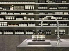 modern apothecary shop