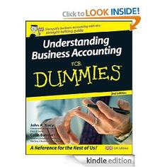 accounting terms for dummies pdf