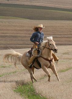 Cowgirl up or go home ♡... Re-pin by StoneArtUSA.com ~ affordable custom pet memorials for everyone. quarter horses