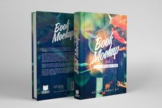 Book Mockup Vol 1 by Honnum Graphic Art on @creativemarket