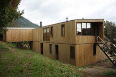 Casa Rupanco , Los Ríos Region, 2011 - d+vA   Duval+Vives Architects