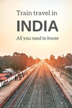 How to travel in India by train - detailed guide All you need to know about train travel in India: how to book tickets, train companies, classes, places to visit in Indi. Kerala Travel, India Travel Guide, Asia Travel, Solo Travel, Travel In India, Travel Plane, Sweden Travel, Traveling Europe, London Travel