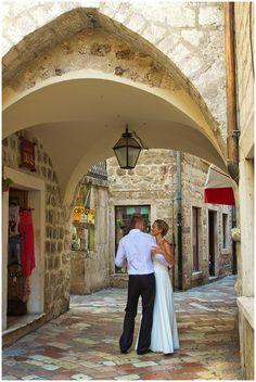 Bride & Groom Wedding in Montenegro