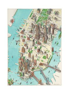 57 best Maps images on Pinterest | Illustrated maps, Cartography and ...