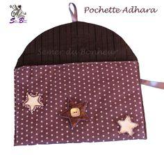 """Pochette """"Adhara"""" de CREASOF sur DaWanda.com"""