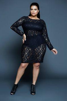 Model Plus Size Model Christina Mendez Stylist: Steffany Bready-Edwards Hair and… Curvy Girl Fashion, Plus Size Fashion, Fashion Gal, Plus Size Clubwear, Molliges Model, Curvy Inspiration, Looks Black, Plus Size Beauty, Plus Size Model