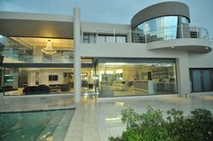 Fabulous contemporary residence in South Africa