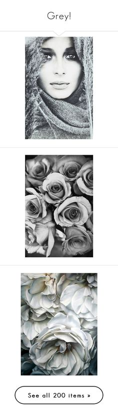 """Grey!"" by jewelsinthecrown ❤ liked on Polyvore featuring backgrounds, flowers, pictures, images, photos, hair, hairstyles, wallpaper, detail and embellishment"