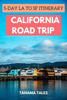 5 Day Los Angeles to San Francisco Road Trip Itinerary | Pacific Coast Highway Road Trip | California Road Trip Ideas | Pacific Coast Highway Aesthetic | Pacific Coast Highway Photography | California Road Trip with Kids | California Road Itinerary | California Road Trip Aesthetic | Los Angeles to San Francisco Drive | Los Angeles to San Francisco Stops | Los Angeles to San Francisco Restaurants and Best Eats | Highway One Road Trip | 5 Days in California | 7 Days in California | Dream Road…