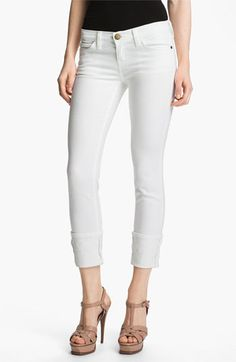 $168 Current/Elliott The Beatnik Skinny Stretch Jeans available at #Nordstrom