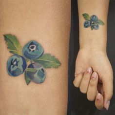 Rita, tattoo artist from Kiev, Ukraine. rit.kit.tattoo@gmail.comflowers,plants,watercolor #liveleaftattoo