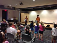 https://flic.kr/p/xW1AuK | Rhythm Imaginarium - July 30, 2015 | Kids learned all about rhythm and drumming in this interactive performance!  July 30, 2015.