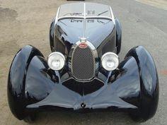 Age of Diesel — 1931 Bugatti Type Hanni Roadster Auto Retro, Retro Cars, Vintage Cars, Bugatti Cars, Classic Car Restoration, Classy Cars, Classic Sports Cars, Unique Cars, Sport Cars
