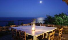 Bella Vista top terrace