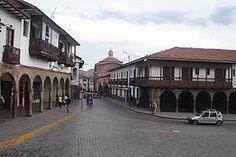 Cuzco - Calles del centro