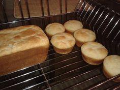 Pão fácil de liquidificador sem glúten