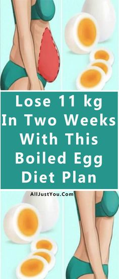 Lose 11 kg In Two Weeks With This Boiled Egg Diet Plan #health #fitness #diet #plan #ketogenic #keto #beauty