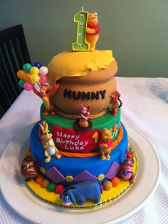 Winnie the Pooh party theme?