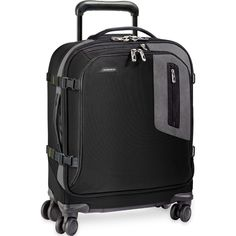Briggs & Riley Explore International Wide-body Spinner Suitcase | Black