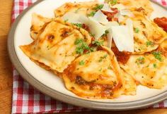 Want something other than the standard cheese ravioli? Try these fillings to change things up.