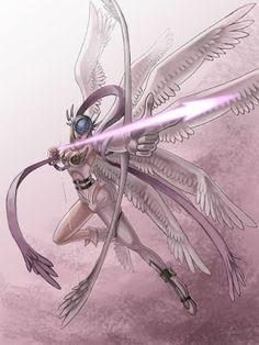 Digimon World Championship: Angewomon