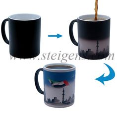 These Magic Mugs have an one of a kind warmth responsive covering so that when your empty hot liquid into the Magic Mugs the photo which is engraved on the mugs bit by bit starts appearing. We also redo these magic mug as they are not only stand-out favors and its an incredible approach to deal with development your company with custom business logo for Corporate and Promotional Gifts.