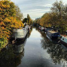Little Venice nel London, Greater London