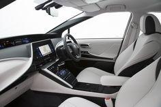 Hydrogen Fuel, Toyota