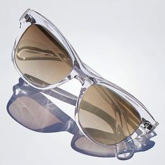 Crystal clear shades for crystal blue seas. From @oliverpeoples