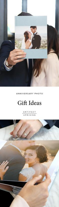 Give your better half a gift they'll look back on often. With @artifactuprsng, you can create personalized wedding anniversary gifts with like photo books, wall art, prints and more with your favorite photographs.