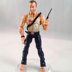 "A Customising Friend Of Mine Made This John McClane 3.75"" Figure. I Think It's Pretty Damn 'Yippee Ki Yay MF' Don't You?  #customs # toystagram #toycommunity #toys #diehard #johnmcclane #yippeekiyay #FLYGUY"