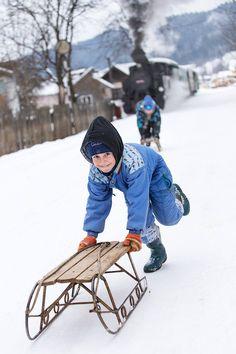 Folklore, Romania, Adoption, Seasons, Memories, Boys, Winter, Countryside, Life