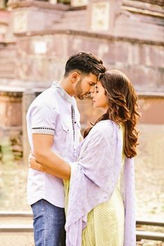 The next song Humsafar from Badrinath ki Dulhania is out and it is a beautiful romantic number. Varun and Alia create magic on screen. We are already in love wi Bollywood Couples, Bollywood Actors, Bollywood News, Romantic Couples, Cute Couples, Alia Bhatt Varun Dhawan, Alia And Varun, Dear Crush, Hindi Movies