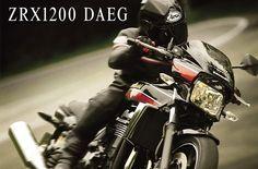 Kawasaki ZRX1200 DAEG สดใหม่เต็มสไตล์ พลังงานเต็มพาวเวอร์