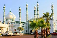 Habibia Soofi Mosque, Athlone, Cape Town, South Africa
