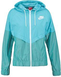 Nike Sportswear Leichte Jacke hellblau/grün