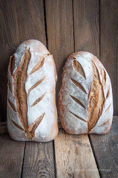 orkiszowy chleb na zakwasie #pieczywo #bread #homemade
