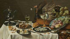 Pieter Claesz(1597/1598-1660)